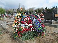 Могила Олеся Бузини.JPG