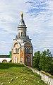 Монастырь Борисоглебский. Свечная башня.JPG