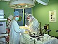 Одна из операционных Городской больницы №1. Норильск.jpg
