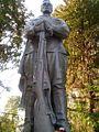 Пам'ятний знак воїнам-односельчанам, які загинули в роки Великої Вітчизняної війни 1941-1945рр. Липів Ріг 02.jpg