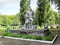 Пам'ятний знак полеглим радянським воїнам.JPG