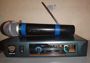Микрофон  Башҡорт Википедияһы