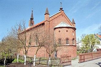 Rybachy, Kaliningrad Oblast - St Sergius Church