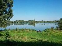 Скоропадське озеро
