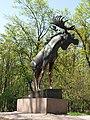 Скульптура Лось, Выборг 4.JPG