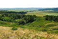 Слудные горы. Вид с высоты 334,2 в юго-западном направлении - panoramio.jpg