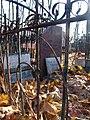 Состояние захоронения Н.П.Ламановой (на 7 ноября 2015 года) 1.jpg