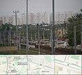 Строительство 4 главного пути Реутово - Железнодорожная (15006604267).jpg