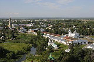 Суздаль,  Владимирская область, Россия