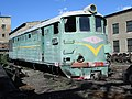 ТЭ3-7739, Казахстан, Карагандинская область, депо КПТУ (Trainpix 103304).jpg