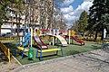 Тернопіль - Сквер Миру - Дитячий майданчик - 15045624.jpg