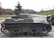 Т-38справа-ЭкспозицияВоеннойТехники