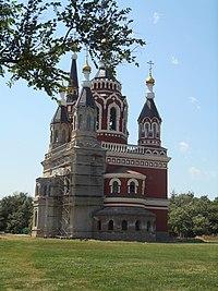 Церковь Параскевы Пятницы (Ростовская область, ст-ца Манычская).JPG