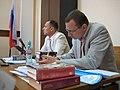 Шахов и Флоров на суде над Бхагавад-гитой.jpg