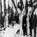 זכרון יעקב משפחת אהרונסון פ. בחתונת שרה אהרונסון ( 1914) .-PHPS-1337899.png