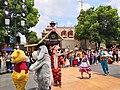 上海迪士尼 维尼熊 跳跳虎 屹耳.jpg