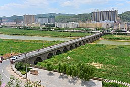 巡道工出品 Photo by Xundaogong Cycling G210 road in Suide Town - panoramio (5).jpg