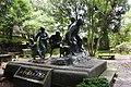 霧社原住民抗日群像 Sculpture of Anti Japanese Wushe Indigenous People - panoramio.jpg