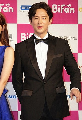 Kwon Yul (actor) - Kwon at the closing ceremony of the 19th Bucheon International Fantastic Film Festival