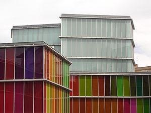 Museo de Arte Contemporáneo de Castilla y León - Image: 00002Musac
