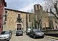 040 Santa Maria de Camprodon, façana sud.JPG