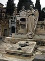 054 Tomba Alomar Estrany, àngel de Josep Llimona.jpg