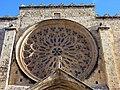 079 Monestir de Sant Cugat del Vallès, rosassa.JPG
