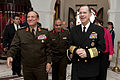 100214-N-0696M-324 - Mike Mullen is greeted by Sami Hafez Enan in Cairo.jpg