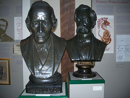 Bust of Thomy Lafon (at left) 100 2107.jpg