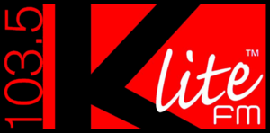 DWKX - K-Lite's 2nd Iteration logo from 2013 to 2016