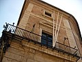 105 Casa Vestuari, pl. Mare de Déu (València).JPG
