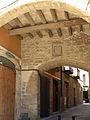 109 Portal de Migdia, o del Mercadal, des de la plaça Major.jpg