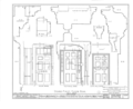 10 Greenwich Street (House), New York, New York County, NY HABS NY,31-NEYO,54D- (sheet 3 of 9).png