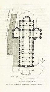 117 of 'Description de l'abbaye du Mont Saint-Michel et de ses abords, précédée d'une notice historique. (With plates.)' (11265497915).jpg