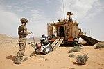 11 EOD Regiment RLC on Exercise Shamal Storm 16 in Jordan MOD 45164637.jpg