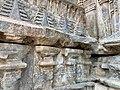 12th century Thousand Pillar temple, Hanumkonda, Telangana, India - 88.jpg