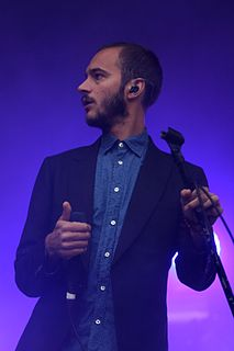 Tom Smith (musician) musician from England