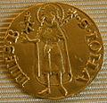 1421 primo semestre, fiorino d'oro XIX serie, con corallo.JPG