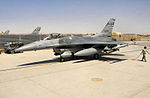 157th Expeditionary Fighter Squadron Lockheed F-16C Block 52P Fighting Falcon 92-3899.jpg