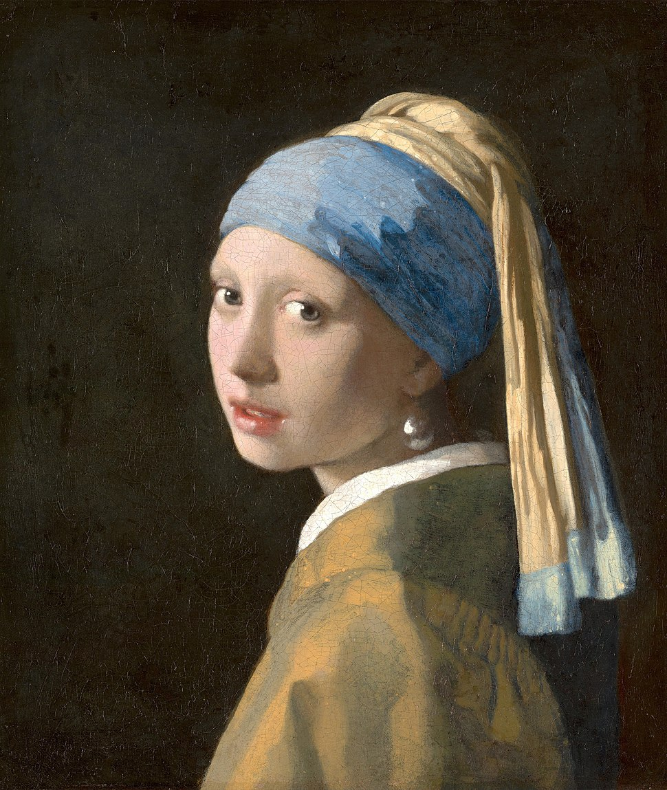 1665 Girl with a Pearl Earring