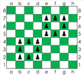 16 pawns in Chessboards.png