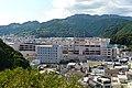 171008 View from Shingu Castle Shingu Wakayama pref Japan01n.jpg