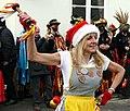 18.12.16 Ringheye Morris Dance at the Bird in Hand Mobberley 174 (31732697765).jpg