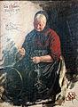1873 Jessen Alte Frau am Spinnrad anagoria.jpg
