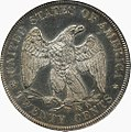 1876 Proof Twenty-cent piece reverse.jpg
