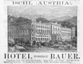 1885 Hotel Ischl ad Harpers Handbook for Travellers in Europe.png