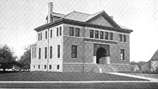 1899 Westford public library Massachusetts