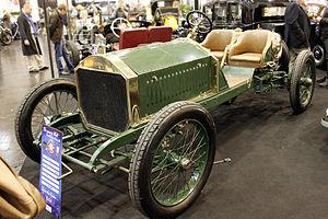 D. Napier & Son - 1909 Napier T23 Roadster