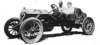 Black Motor Company - Image: 1911Black Crow