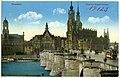 19123-Dresden-1915-Friedrich-August-Brücke, Schloß, Hofkirche-Brück & Sohn Kunstverlag.jpg